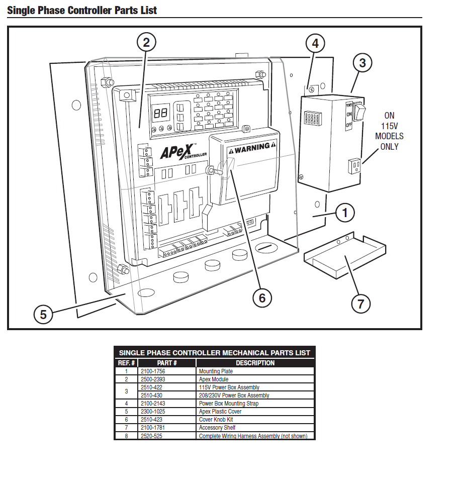 Apex Wire Diagram Wiring Library Solutions Ltd 0 1p Electrical