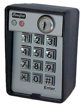 Carefree 1050H Keypad /w Heater