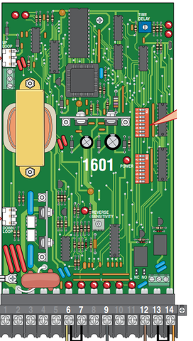 Doorking Replacement 1601-010 Circuit Board