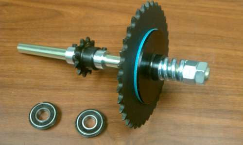 2110 274 Shaft Clutch Assembly Protec Controls