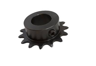 "2200-042-PLT Sprocket 48-B-15, 1"" Bore [#20]"