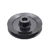 "2200-118 Pulley, 4"" (Non-Torque Limiter Models) [#15]"