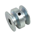 "[#94] 2200-207 Double Pulley, 2"" [#94]"