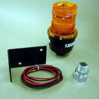 Osco 2510-337: Flashing Strobe Signal Light (Amber)