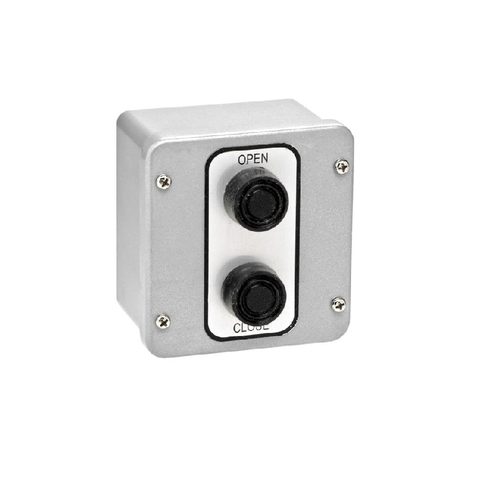2BX Open/Close Exterior Control Station (Metal)