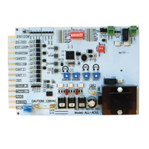 ALL O MATIC ACPCB-UL CONTROL BOARD FOR OH-200AC
