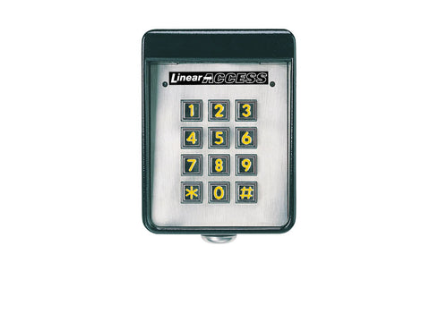 Linear AM-KP Exterior Keypad
