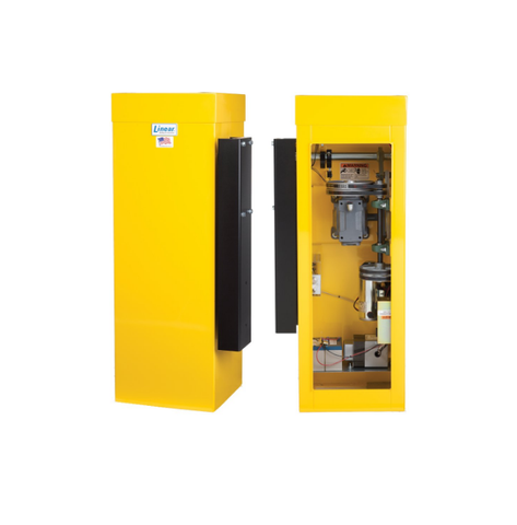 Linear OSCO BGU-D-12-211 Barrier Gate Operator