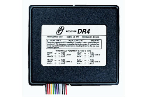 Linear Delta 3 DR-4 Four Channel Receiver