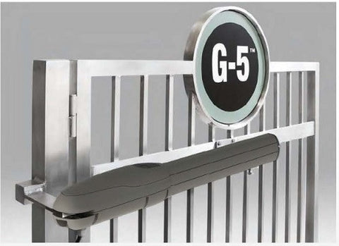 Viking G-5 2nd Gen Single Swing Gate Operator with Controller