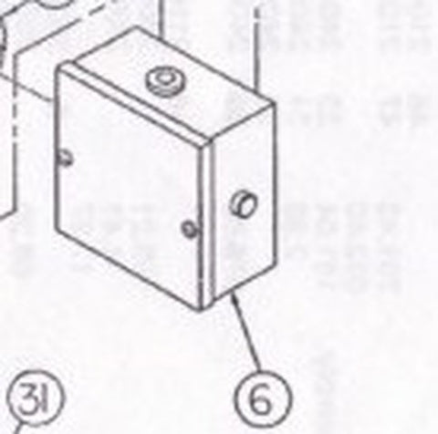2520-173L Rotary Limit Box Assembly [#6]