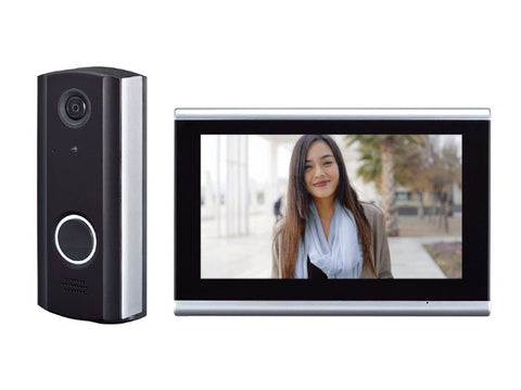 Optex  IVPC-DM Video Intercom Door And Monitor Station