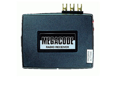 Linear Megacode MDR-2: 2-Channel Receiver