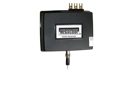 Linear Megacode MDRG: 1-Channel Gate Receiver