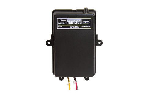 Linear Megacode MGR-2: 2-Channel Gate Receiver