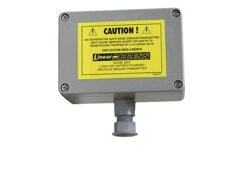 Linear Megacode MGT: Gate Safety Edge Transmitter