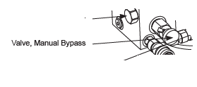 Hysecurity MX000230 Manual Bypass Valve