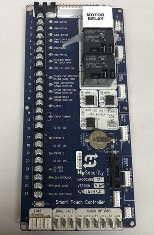 HySecurity MX000585 SlideDriver Control Board Smart Touch