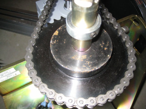 "2200-376 Sprocket, 40-B-36, 1"" Bore [#15]"
