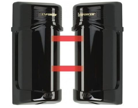 Seco-Larm SEA E-960-D90 TWIN PHOTOBEAM DETECTORS (90 FT OUTDOORS, 190 FT INDOORS)