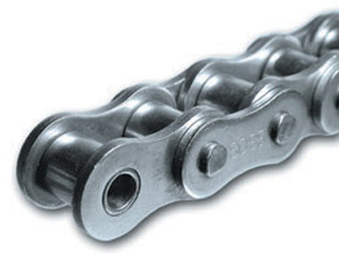 Stainless Steel #40 Roller Chain 100' Spool
