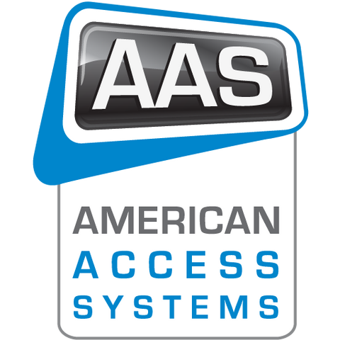 AAS Badge Style Access Cards for Proximity Card Reader