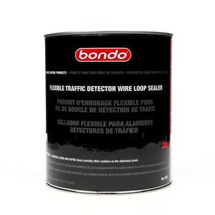Bondo P606 Loop Sealant - Gallon Can w/ 2 tubes liquid hardener