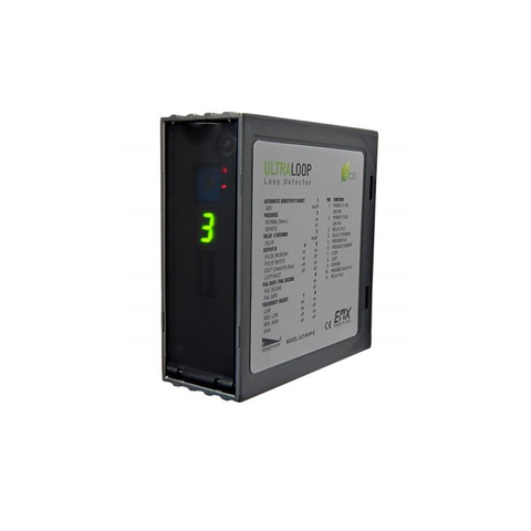 EMX ULT-MVP Multi-Voltage Vehicle Loop Detector