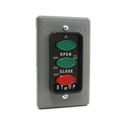 LCE-3A - Open / Close / Stop (NO Stop Circuit)