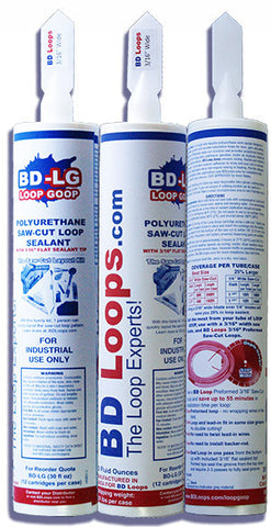 BD Loops Loop Goop - Black Loop Sealant