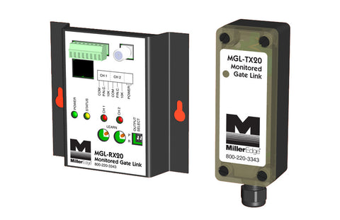 Miller Edge MGL-K20 MGL Transmitter and Receiver Combo *Discontinued*