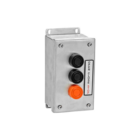 3B4X-SS NEMA 4X Open/Close/Stop in Stainless Enclosure