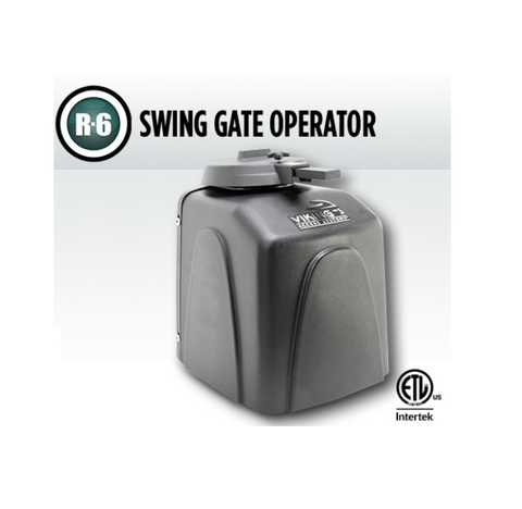 Viking R-6 NX 2nd Gen Swing Gate Operator