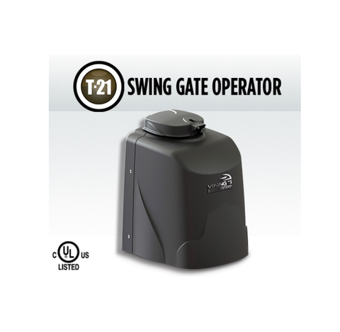 Viking T-21 NX 2nd Gen Swing Gate Operator