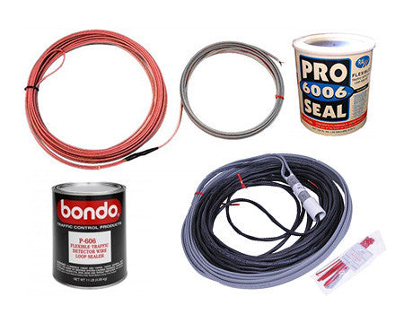 Preformed Loops & Loop Supplies