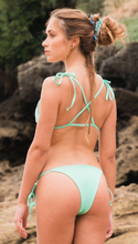 Load image into Gallery viewer, AURORA BIKINI TOP BACK