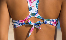 Load image into Gallery viewer, CANTIK BIKINI TOP DETAIL - Blue Lagoon
