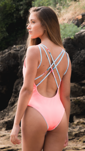 Reversible CAHAYA ONE PIECE - Nordic Flora - LIMITED EDITION