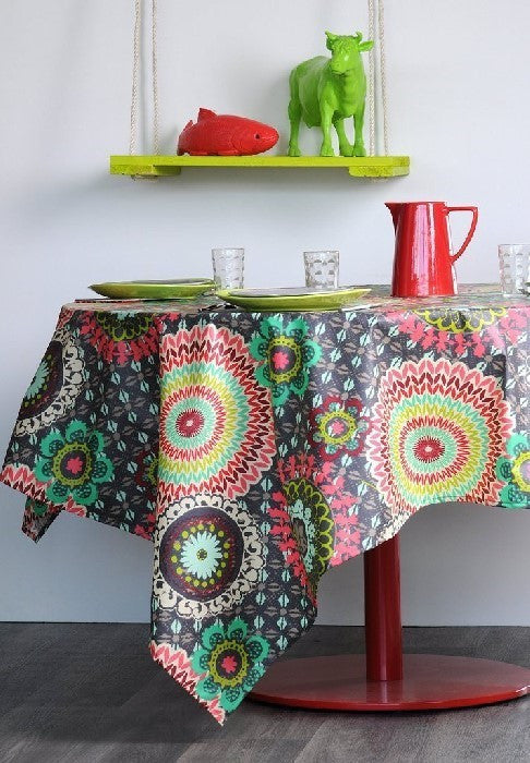 Nappe anti taches ronde