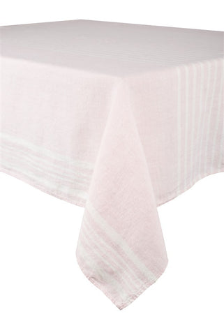 6 coloris disponibles - Harmony - Nappe en lin lavé Linea - 100% lin lavé stone wash - Home Beddings and Curtains