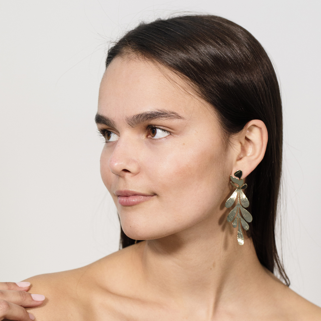 The Jardin Earrings by MONTSERRAT New York