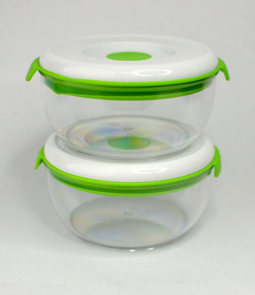 FOSA Food Storage Additional Containers - 2 x 600 ml (Item No. MC20600)