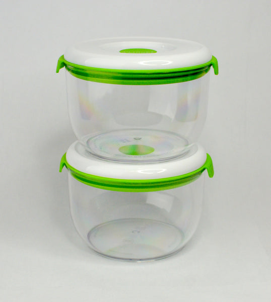 FOSA Food Storage Additional Containers - 2 x 850 ml (Item No. 20850)