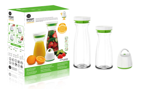 FOSA Vaccum Food Storage - O2Go Series - Juice Jug Combo Set (Item No. JJ30011)