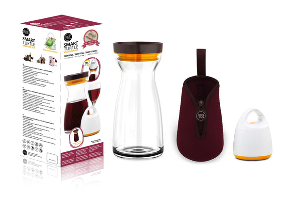 FOSA Vaccum Food Storage - O2Go Series - Wine Jug Combo Set (Item No. WD30001)