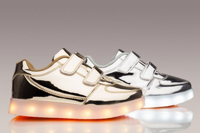 Show Off Your Fancy Footwork in Flashy's Sneakers
