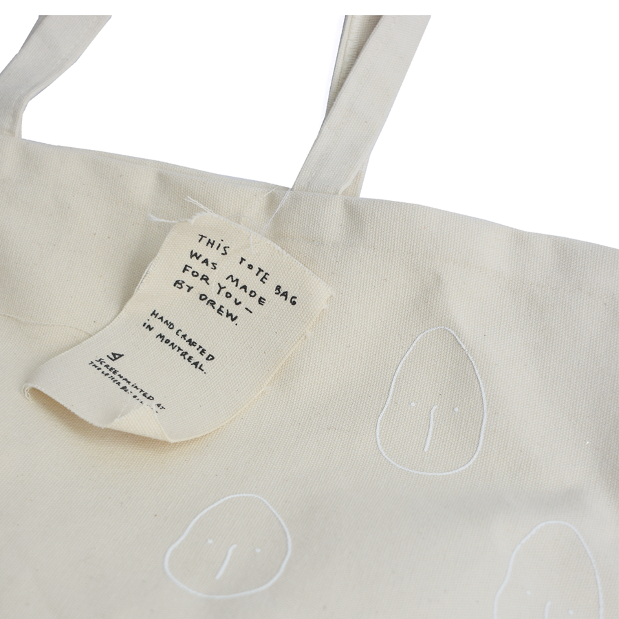 "Ashley Olivieri ""Drew"" Tote #2 - The Letter Bet"