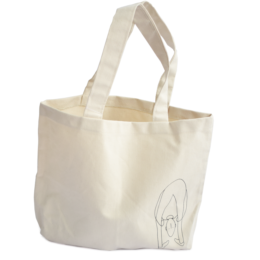 "Ashley Olivieri ""Drew"" Tote #4 - The Letter Bet"