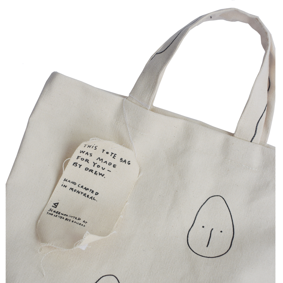 "Ashley Olivieri ""Drew"" Tote #1 - The Letter Bet"