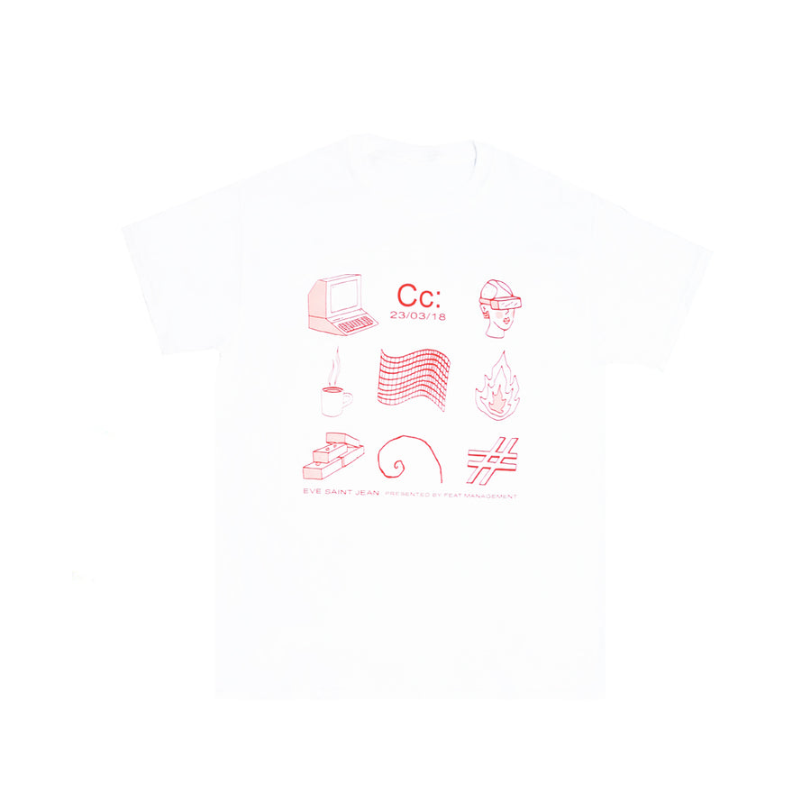 CC Tee - The Letter Bet
